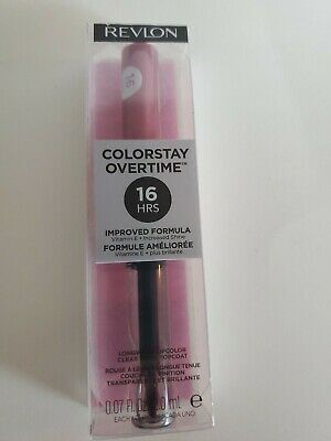 Revlon Colorstay Overtime 16 Hours Lipcolor #080 KEEP BLUSHING Long Lasting Sheer Blush