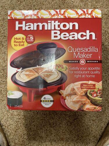 quesadilla maker 6 wedge brand new