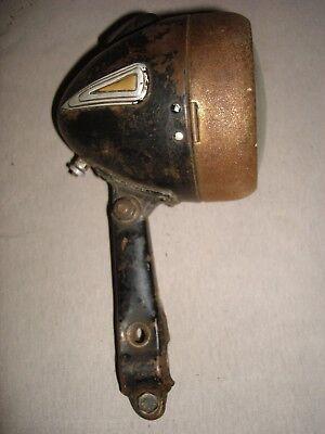 alte NIRONA Fahrradlampe Scheinwerfer Lampe Oldtimer