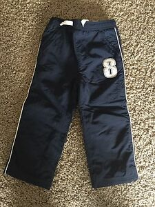 Boys Size 4T - New with Tags - Fleece lined track pants