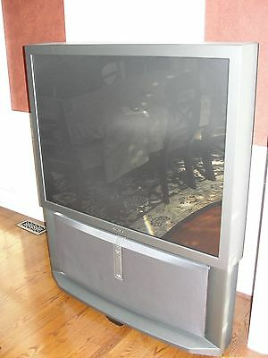 "Sony KP-53HS30 53"" 1080i HD Rear-Projection Television"