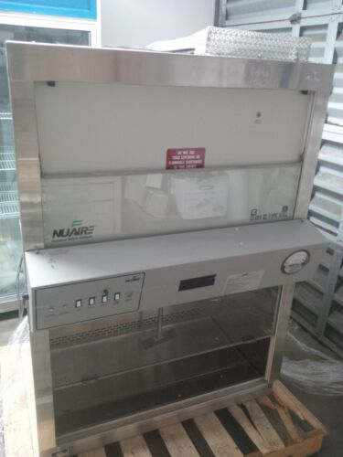 Nuaire Nu-425-400 Class Ii Type A/B3 Biological Safety Cabinet