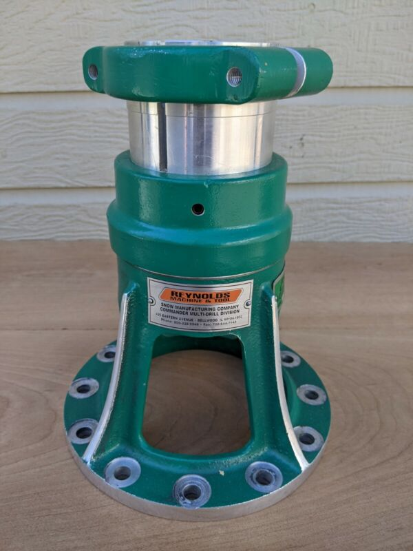 Rockwell Commander - Model 500 - Multi Spindle Drill Unit Excellent Condition!