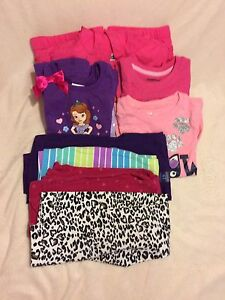 Girl's Clothes Size 4/4t