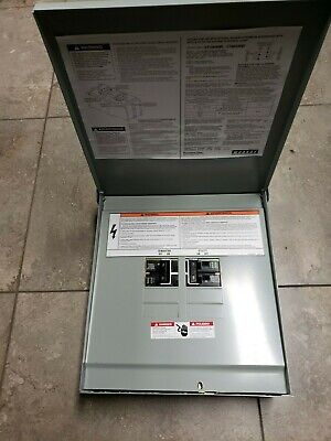 Murray 60 Amp Standby Power Panel Gt660 4nr
