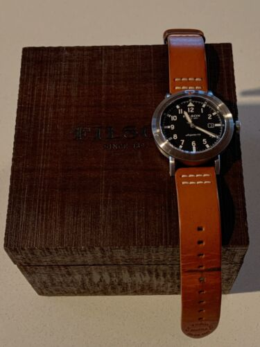 FILSON SHINOLA SCOUT MEN'S WATCH