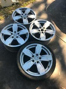 18 inch genuine Holden VY SS used rims