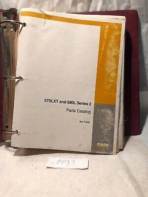 Case 570lxt 580l 580 Series Ii Tractor Loader Backhoe Parts Catalog Manual 1998