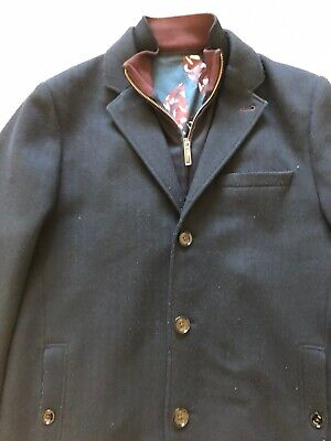 Mens Ted Baker Fletwud Jacket With Insert  Size Large  segunda mano  Embacar hacia Spain