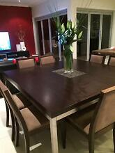 9 Pce Modern Square Dinning Setting Barden Ridge Sutherland Area Preview