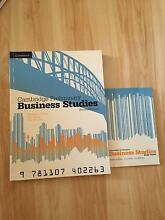 CAMBRIDGE PRELIMINARY BUSINESS STUDIES TEXTBOOK FOR SALE Arndell Park Blacktown Area Preview