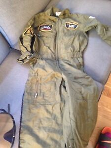 Child's Air Force pilot costume