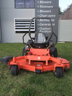 "Husqvarna PZ 34 72"" Cut Zero Turn Mower North Richmond Hawkesbury Area Preview"