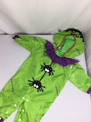 Kids Klassics Frankenstein Kids Costume For Suit Size 18M Warm Cozy - Frankenstein For Kids