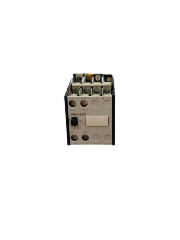 Siemens CLHB004 Contactor Coil 120V 20 AMP 4 Pole 480 Volt