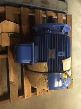 Various large 3 phase induction electric motors - 11kW up to 75kW Malaga Swan Area Preview