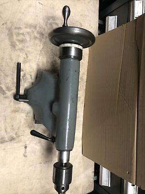 Hardinge Tail Stock For Speed Lathe Model Dsc Or Dv Used