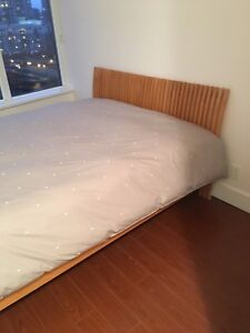 Qeen Size Ikea bed for $40