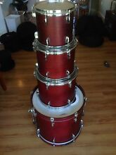 Yamaha Stage Custom Drum Kit Ulladulla Shoalhaven Area Preview