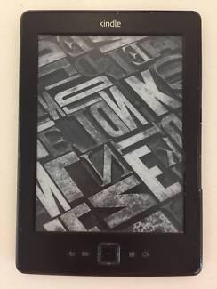 Used Kindle eReader (2012)