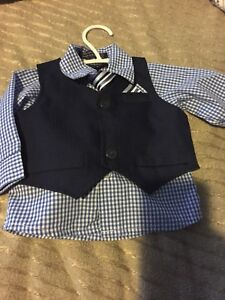 Baby boys 9 month suit