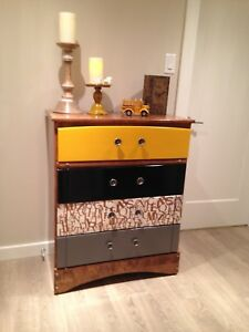 Recycled Dressers/Decor