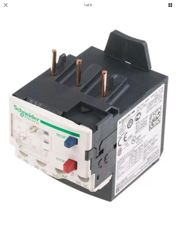 NEW Schneider  Electric LRD22 Overload Relay 16-24 Amp