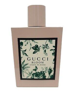 Gucci Bloom Acqua Di Fiori Eau De Toilette 100ml New No Box