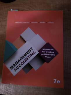 Management accounting langfield smith textbooks gumtree management accounting textbook 7th ed fandeluxe Images