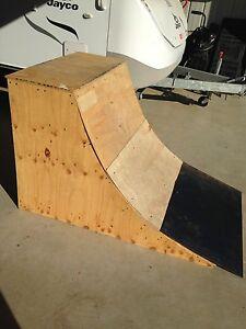 Skateboard Scooter Ramp Aberglasslyn Maitland Area Preview
