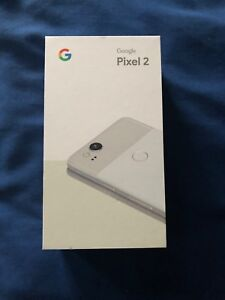 Selling Google Pixel 2 128 w/ Google Home and Lifeproof case!!