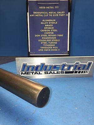 1 Diameter X 12-long 12l14 Steel Round Bar--1 Dia 12l14 Steel Rod