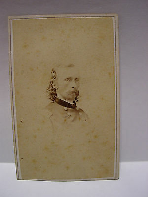 Rare , Unpublished General George Armstrong Custer CDV By John Goldin Co.