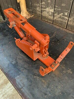 Allis Chalmers Tractor Adjustable Seat Frame