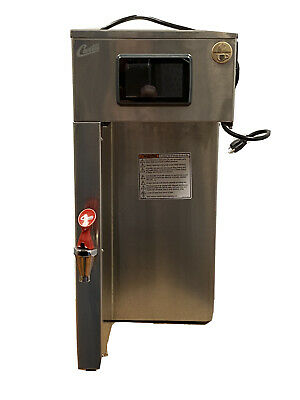Wilbur Curtis G4 Thermo Pro 1 Gallon Coffee Brewer With 2 Thermal Servers W Base