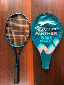 Great Slazenger Adult/Youth Tennis Racquet with Cover