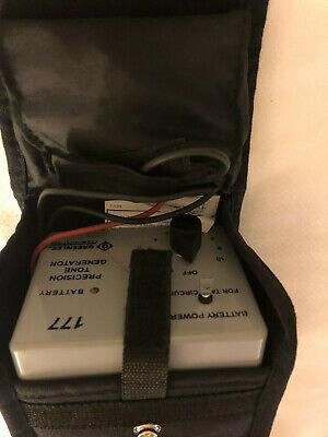Greenlee 177 Precision Tone Generator 177 Mint