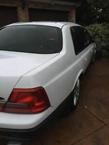 2001 Ford Fairlaine Ghia Sportsman AU