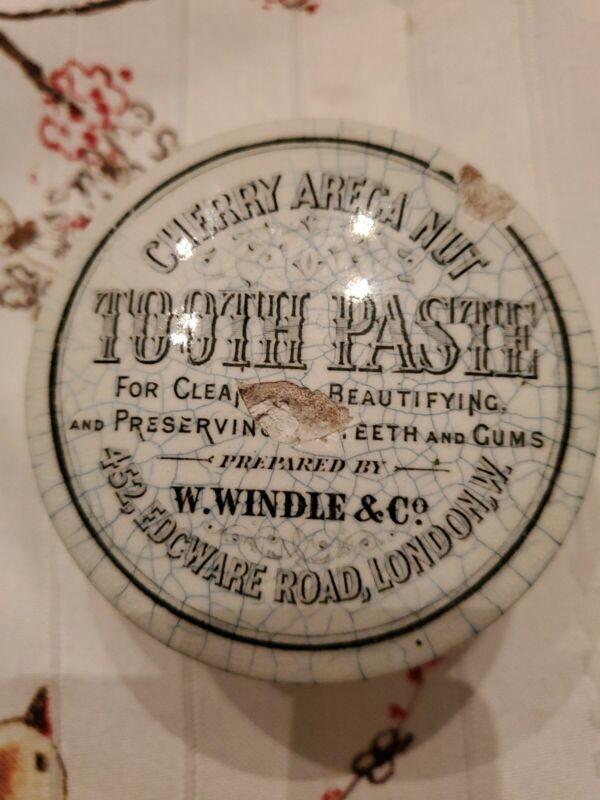Antique Toothpaste Jar