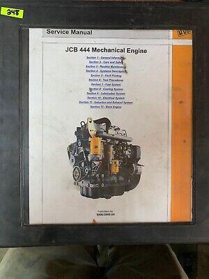 Jcb 444 Engine Service Manual 248