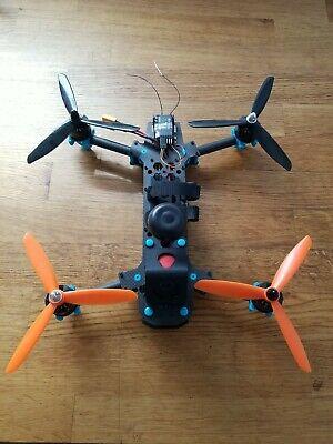 MANA 295 Foldable Racing Drone Kit FPV Quadcopter Combo Kits ARF w/ Motors ESCs