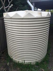 Rain water tank Elermore Vale Newcastle Area Preview