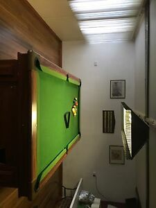Billiard Table ( can for business) Automatic St Marys Penrith Area Preview