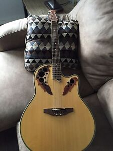 Applause electric acoustic guitar