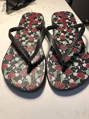 Ipanema Womens Flip flops size 4