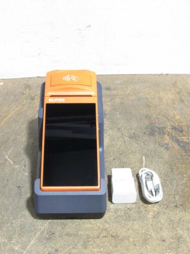 "Sumni V1s 5.5"" HD Touchscreen 2G/3G Handheld POS Terminal With Scanning Platform"