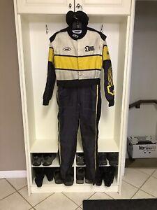 FirstKart Racing Suit