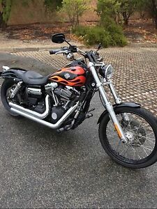 Harley Davidson Wide Glide FXDWG South Yunderup Mandurah Area Preview