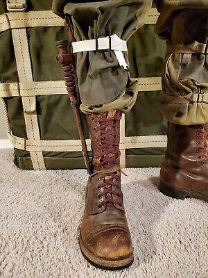 WW2 Paratrooper Leg Strap/m3 knife/GI cot straps