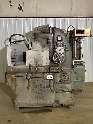 Blanchard No. 11 16 Rotary Surface Grinder Freight Available
